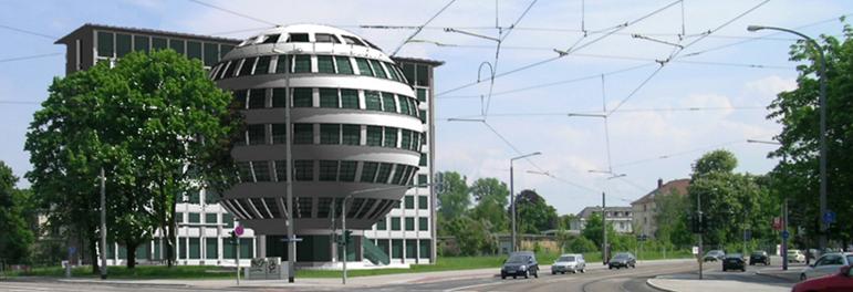 stuhrarchitekten.de: Kugelhaus Am Großen Garten